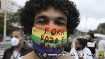 Brazil registers 37923 new cases of virus - The Maitland Mercury