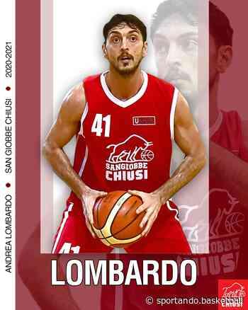 Andrea Lombardo rinnova con la San Giobbe Chiusi - Sportando