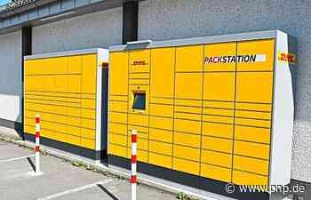 Neue Packstation auf dem Aldi-Areal eröffnet - Passauer Neue Presse