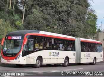 RS: Prefeitura de Caxias do Sul fiscaliza o transporte urbano - REVISTA DO ÔNIBUS