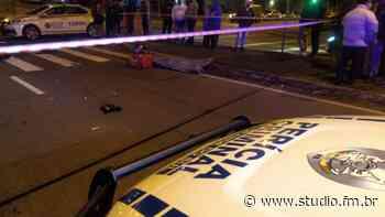 Motociclista morre em acidente em Caxias do Sul | Rádio Studio 87.7 FM - Rádio Studio 87.7 FM