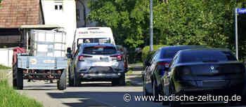 Klare Vorgaben für parkende Autos - Ehrenkirchen - Badische Zeitung