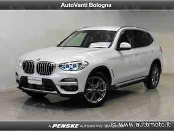 Vendo BMW X3 sDrive18d xLine nuova a Casalecchio di Reno, Bologna (codice 7688996) - Automoto.it