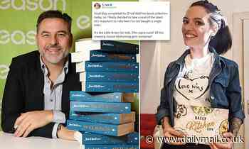 David Walliams' book publisher says derided character is WHITE