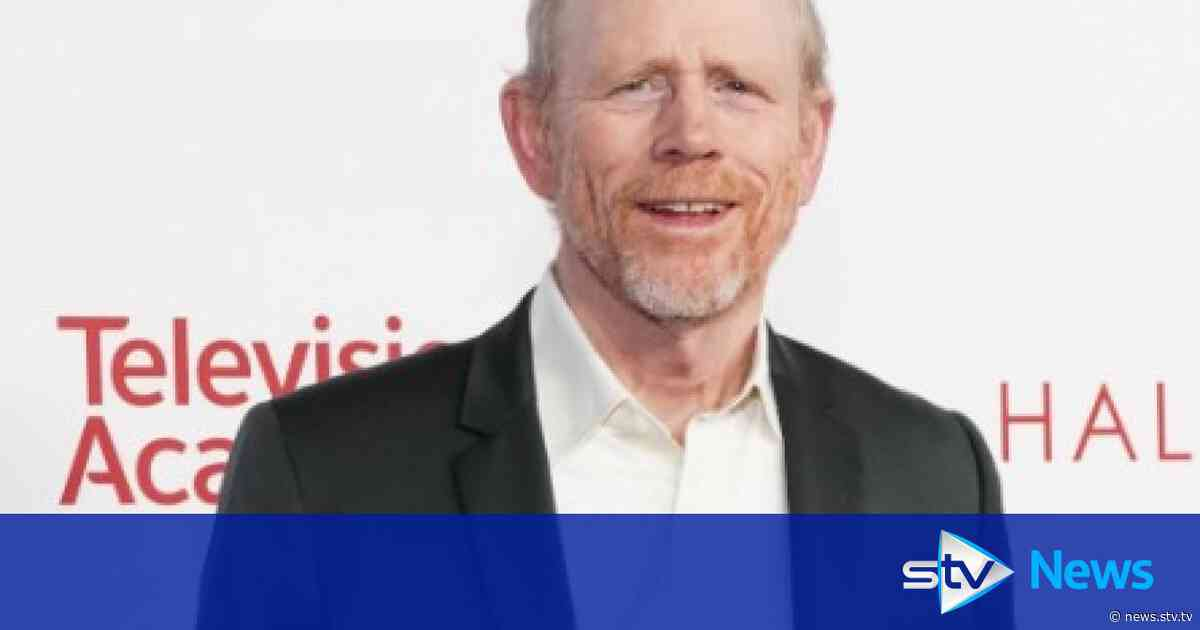 Ron Howard in Q&A session with fans at Edinburgh Film Festival - STV News