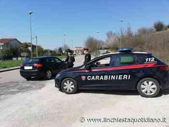 Beve troppo e reagisce in malo modo al controllo dei carabinieri. Denunciato - L'Inchiesta Quotidiano OnLine