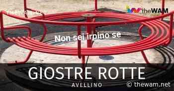 FOTO Avellino, la segnalazione: giostre rotte al parco Santo Spirito appena riaperto - The Wam
