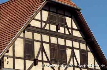 Engelsche Stallscheune in Vaihingen an der Enz - Denkmalamt ist für Umbau statt Abriss - Stuttgarter Nachrichten