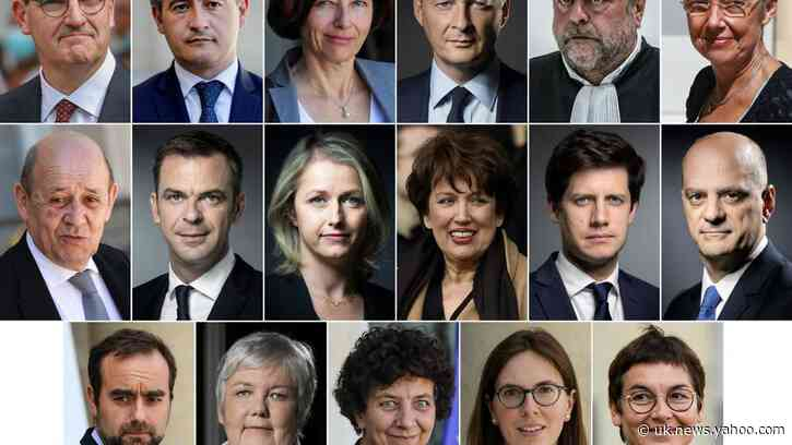 Who's who in Macron's revamped cabinet