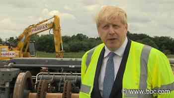 Coronavirus: Boris Johnson criticised over care home comments - BBC News