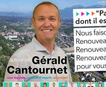Gérald Cantournet remporte la mairie de Tullins-Fures | Place Gre'net - Place Gre'net