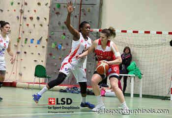 #NF2 Entretien avec ... Valérie Avebe, nouvelle recrue de l'AS Tullins-Fures Basket - LSD - Le Sport Dauphinois - LSD - Le sport dauphinois