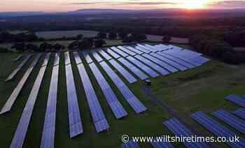 Thousands of Wiltshire jobs would benefit from green economy - Wiltshire Times