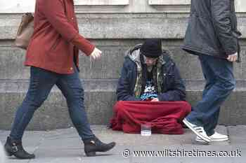 Over 30 rough sleepers permanently housed during Covid-19 - Wiltshire Times