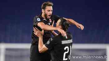 Probabile formazione Milan: Calhanoglu ce la fa, Jack in vantaggio su Paquetà. Ibra ancora titolare - Milan News