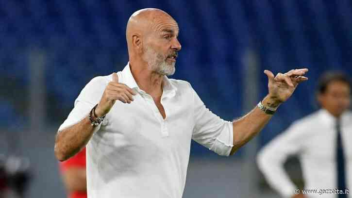 """Pioli: """"Ora è davvero il mio Milan. Ibra? Il più forte che abbia mai allenato"""" - La Gazzetta dello Sport"""