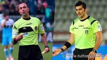 Serie A, arbitri: Milan-Juve a Guida. Maresca dirige Lecce-Lazio - Tuttosport