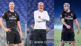 Milan-Juve: la probabile formazione di Pioli - Corriere dello Sport.it