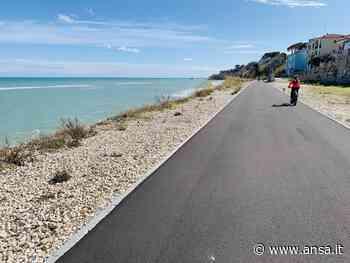 'Bike to coast', da Francavilla al Mare a San Salvo - Agenzia ANSA