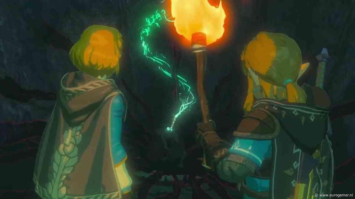 Gerucht: The Legend of Zelda: Breath of the Wild 2 release komt er mogelijk sneller dan gedacht - Eurogamer.nl