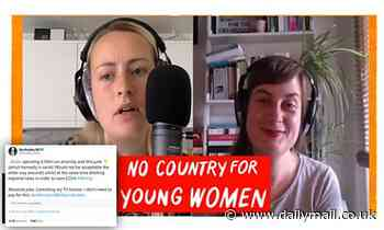 Tory MP to cancel licence fee after BBC podcast on: 'How can white women not be Karens?'