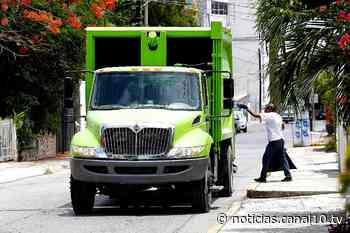 Gobierno de Benito Juarez promueve ciudad limpia y sustentable - Canal 10