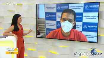 Secretário de Saúde mostra preocupação com Brotas e não descarta novas medidas restritivas no bairro - G1
