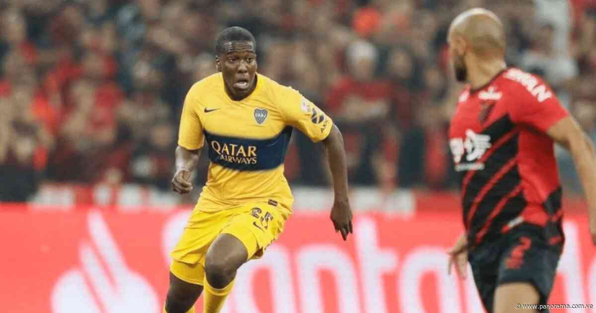 Jan Hurtado saldrá de Boca Juniors - Panorama.com.ve