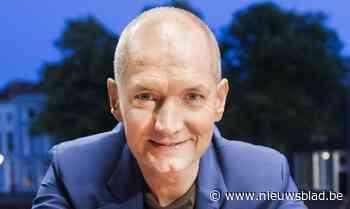 Karl Vannieuwkerke met 'Vive la vie' te gast in Geetbets - Het Nieuwsblad