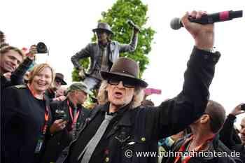 Auf den Spuren von Udo Lindenberg durch Gronau touren - Ruhr Nachrichten