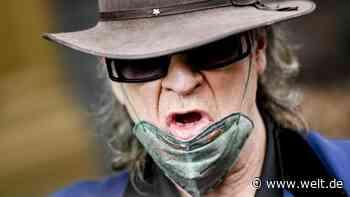 Panikrocker Udo Lindenberg hat den Corona-Blues - WELT