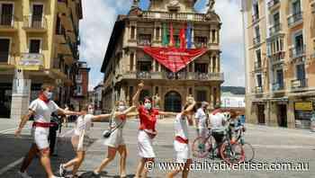 Virus stops the bull runs in Pamplona - Daily Advertiser