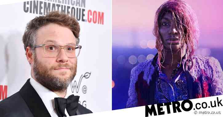 Seth Rogen is a massive fan of Michaela Coel's I May Destroy You, just like all of us