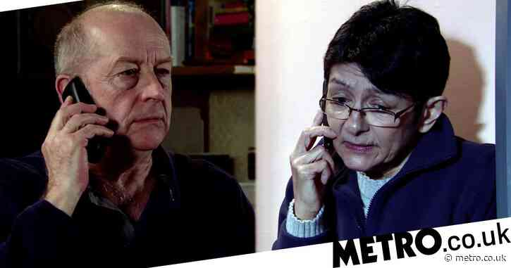 Coronation Street spoilers: Geoff Metcalfe saves Yasmeen Nazir – but what is the price?