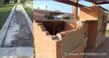 """""""Zona 169, Rione Biccari Foggia: abbandonati area fitness e pista ciclabile"""". La denuncia dei Giovani Democratici - l'Immediato"""