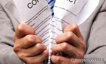 Disdette e contratti: quando chiudere rapporti commerciali diventa un incubo - Foggia Reporter