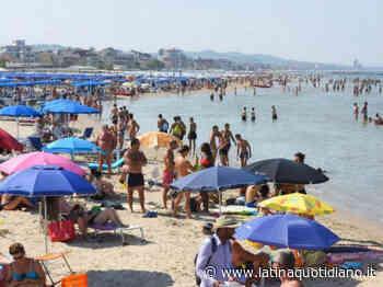 Latina, controlli sempre più serrati in spiaggia - LatinaQuotidiano.it
