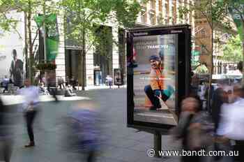 JCDecaux Launches National 'Thank You' Campaign For Its Essential Workers