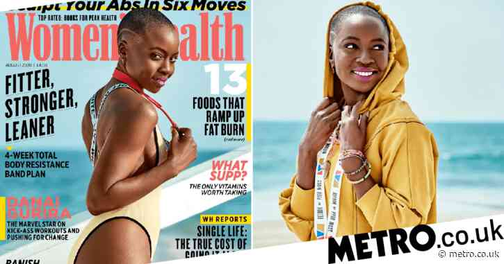 The Walking Dead star Danai Gurira recalls 'outrage' witnessing sexual assault aged nine