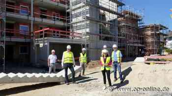 Richtfest an der Siemensallee in Maintal: Wohnungen im Frühjahr 2021 bezugsfertig - op-online.de