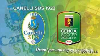 """Ufficiale l'accordo tra Canelli SDS e Genoa nell'ambito del progetto tecnico sportivo """"Genoa Academy"""" - SportAsti"""