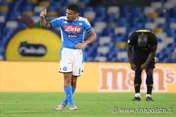 Allan torna in gruppo: recuperato per la partita col Genoa - IlNapolista