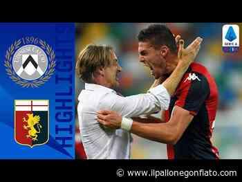 Udinese-Genoa 2-2 | Due guizzi Udinese, ma il Genoa rimonta - Il Pallone Gonfiato