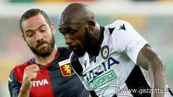 Udinese-Genoa, le pagelle: Fofana 7 è un martello, Pandev 6,5 dà la carica - La Gazzetta dello Sport