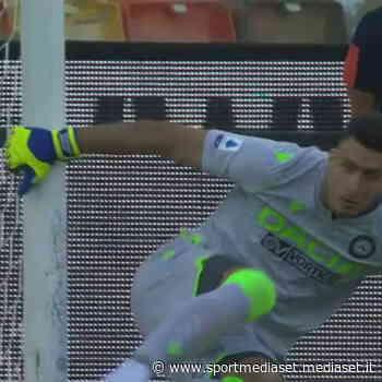 Serie A, Udinese-Genoa 2-2: gli highlights - Sportmediaset - Sport Mediaset