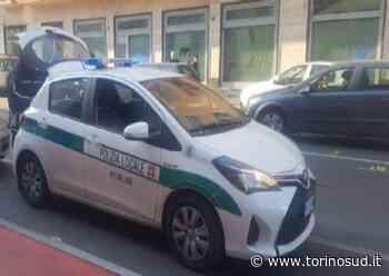 NICHELINO - Ennesima auto rubata e trovata senza parti di carrozzeria - TorinoSud