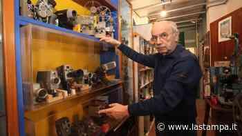 A Nichelino la fotografia si mette in mostra con la prima macchina a rullino della storia - La Stampa