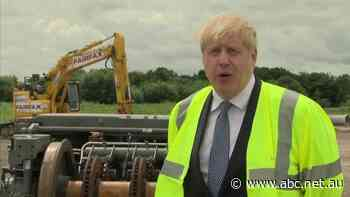 Boris Johnson defends the UK's 'incredible' progress in fight against racism