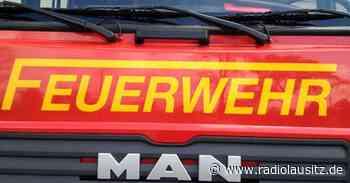 Feuerwehreinsätze in Hoyerswerda und Bad Muskau - Radio Lausitz