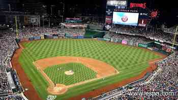 Yanks-Nats, Giants-Dodgers open MLB schedule